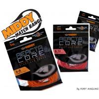 "MIDDY - ""REACTACORE"" HOLLOW ELASTIC MATCH & CARP (5M-2KITS)"