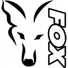 FOX FULL OUTLINE ALL SIZES & COLORS (VINYL)